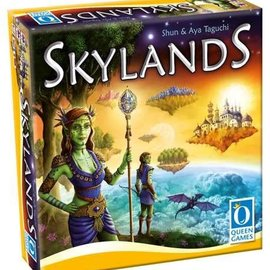 Queen games Skylands (Eng, Fra, Dui)