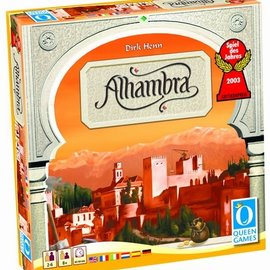 Queen games Alhambra bordspel