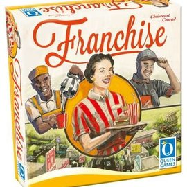 Queen games Franchise (Eng, Fra, Dui)