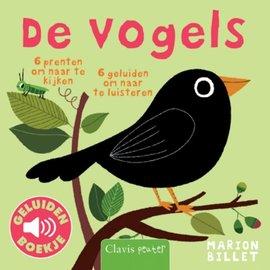 Boek De Vogels (kijk- en luisterboekje)