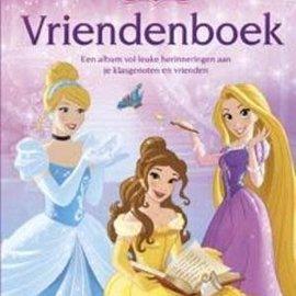 Boek Disney Prinses - vriendenboek
