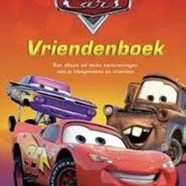 Boek Disney Cars - vriendenboek