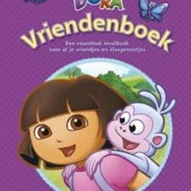 Boek Dora - vriendenboek