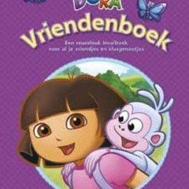 Boek Vriendenboek - Dora
