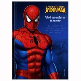 Boek Spider man - vriendenboek