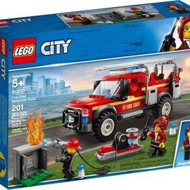 Lego Lego 60231 Reddingswagen van brandweercommandant