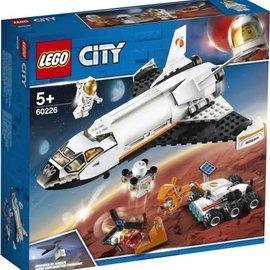Lego Lego 60226 Space Port Mars onderzoeksshuttle