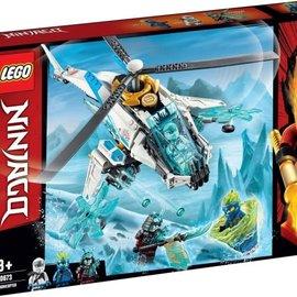 Lego Lego 70673 ShuriCopter