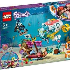 Lego Lego 41378 Dolfijnen reddingsactie
