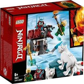 Lego Lego 70671 De reis van Lloyd