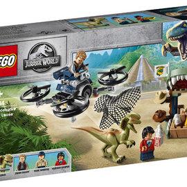 Lego Lego 75934 Dilophosaurus ontsnapt