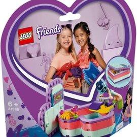 Lego Lego 41385 Emma's Hartvormige doos