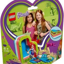 Lego Lego 41388 Mia's Hartvormige doos