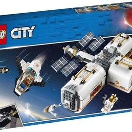 Lego Lego 60227 Ruimtestation op de maan