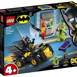 Lego Lego 76137 Batman vs De roof van The Riddler