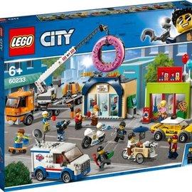 Lego Lego 60233 Opening donutwinkel