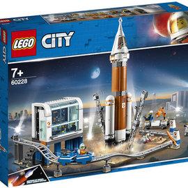 Lego Lego 60228 Ruimteraket en vluchtleiding