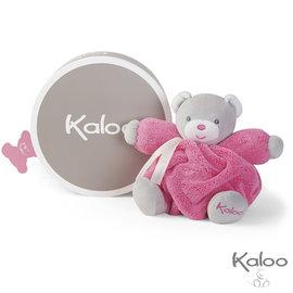 Kaloo Kaloo Plume - Knuffelbeer framboos klein