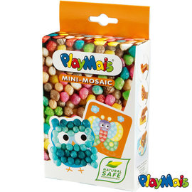 Playmais PlayMais Mini-Mozaiek uil + vlinder