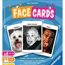 Ravensburger Ravensburger Face Cards