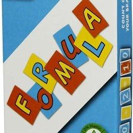 Spellen diverse Formula Spel
