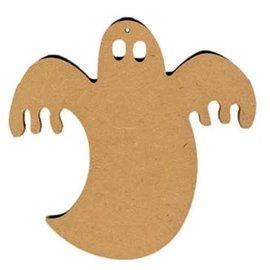 Gomille MDF figuur - Spook (15 cm)