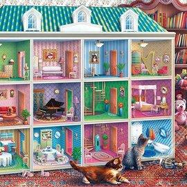 Gibsons Gibsons Curious Kittens (1000 stukjes)