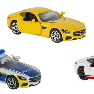 Majorette Mercedes-AMG GT Auto's, 5st