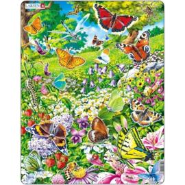 Larsen Larsen puzzel Maxi Vlinders