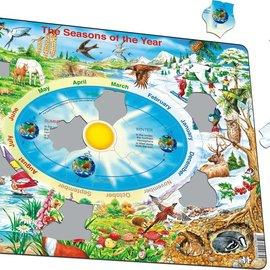Larsen Larsen puzzel Maxi de seizoenen van het jaar