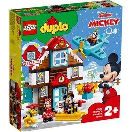 Lego Lego Duplo 10889 Mickey's vakantiehuisje