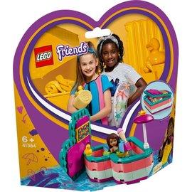 Lego Lego 41384 Andrea's hartvormige zomerdoos
