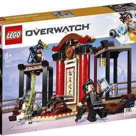 Lego Lego 75971 Hanzo vs Genji