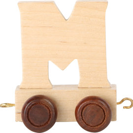 legler Houten lettertrein Letter M