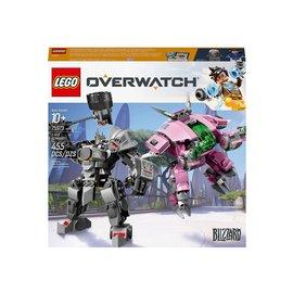 Lego Lego 75973 D.Va & Reinhardt