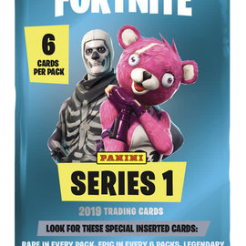 Panini Fortnite TGG Booster