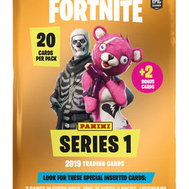 Panini Fortnite Fat Pack