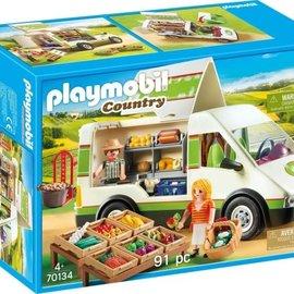 Playmobil Playmobil - Marktkraamwagen (70134)