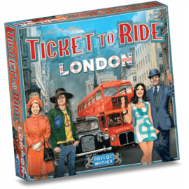 Days of Wonder Ticket to Ride London (Stand alone)