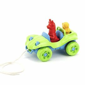 Green Toys Green Toys Trekvoertuig Duinbuggy groen