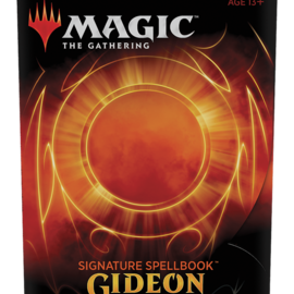 Magic The Gathering Magic The Gathering - Signature Spellbook Gideon
