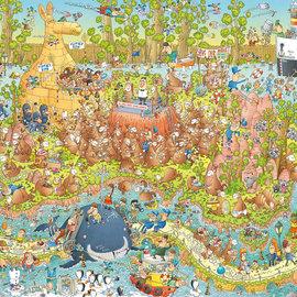 Heye Heye Australian Habitat Comic (1000 stukjes)