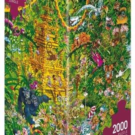 Heye Heye Deep Jungle (2000 stukjes)