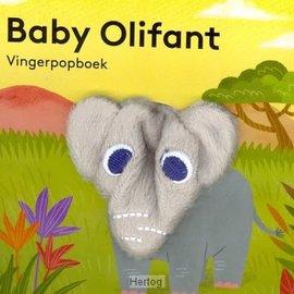 Image Books Vingerpopboekje Baby Olifant (3049)