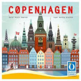 Queen games Copenhagen