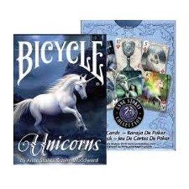 Bicycle Pokerkaarten Unicorn Deck