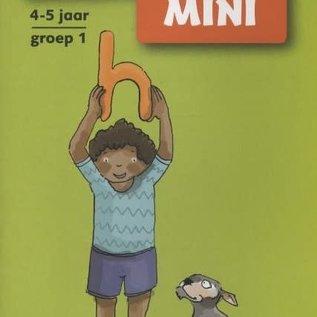 Mini Loco - Mijn Eerste Letters  - 4/5 jaar, groep 1
