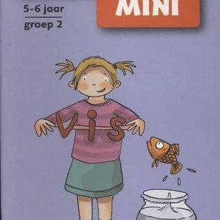 Mini Loco - Mijn Eerste Woorden - 5/6 jaar, groep 2