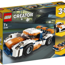 Lego Lego 31089 Zonsondergang Baanracer