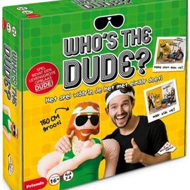 Identity Games Who's the Dude?